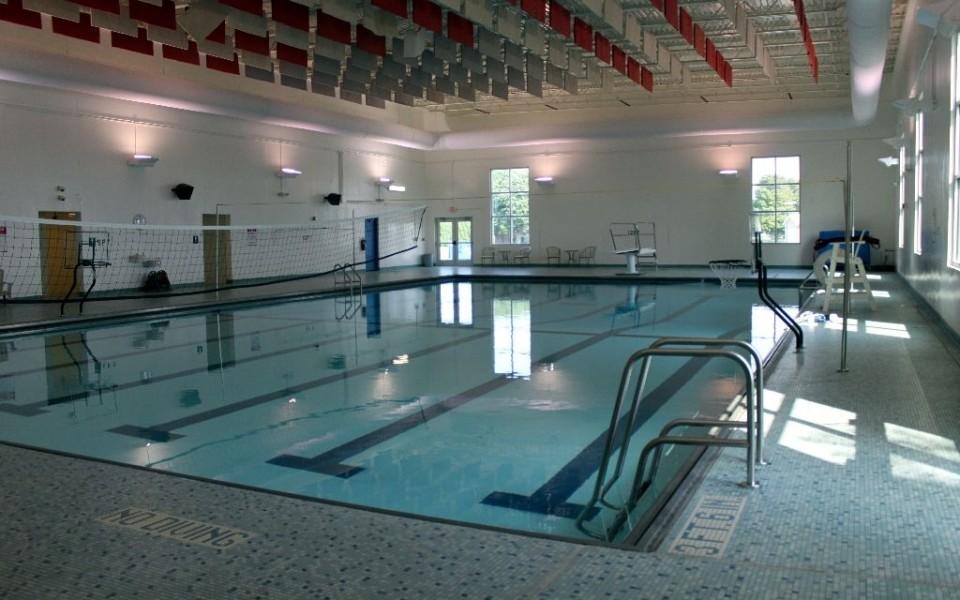 Inside Pool 3